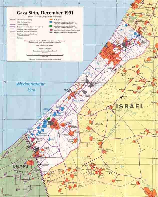 Mapa-Politico-de-la-Franja-de-Gaza-11624
